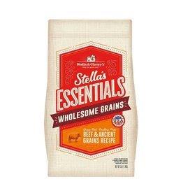 Stella & Chewy's Stella & Chewy's Essentials Dog Kibble | Beef & Ancient Grains 25 lb