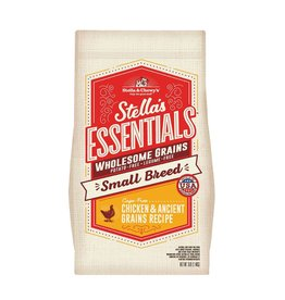 Stella & Chewy's Stella & Chewy's Essentials Dog Kibble | Chicken & Ancient Grains Small Breed 3 lb