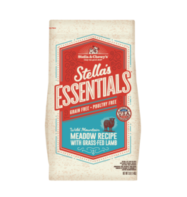 Stella & Chewy's Stella & Chewy's Essentials Dog Kibble | GF Wild Mountain Meadow Recipe 25 lb