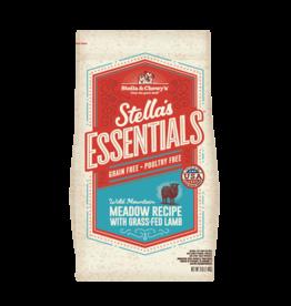 Stella & Chewy's Stella & Chewy's Essentials Dog Kibble | GF Wild Mountian Meadow Recipe 3 lb