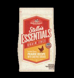 Stella & Chewy's Stella & Chewy's Essentials Dog Kibble | GF Wide Open Prairie Recipe 25 lb