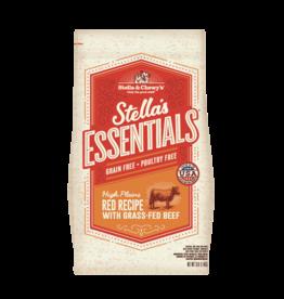 Stella & Chewy's Stella & Chewy's Essentials Dog Kibble | GF High Plains Red Recipe 25 lb