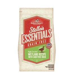Stella & Chewy's Stella & Chewy's Essentials Dog Kibble | GF High Coastal Wetland Recipe 25 lb