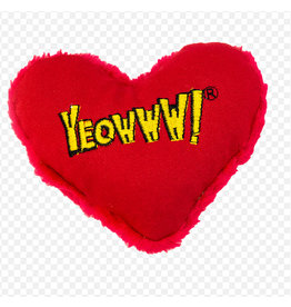 Yeowww! Yeowww! Cat Toys Heart Attack single