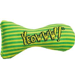 Yeowww! Yeowww! Cat Toys Fish Bowl Stinkies Sardines Stripes single