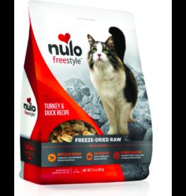 Nulo Nulo Grain-Free Cat Freeze-Dried Raw Turkey & Duck 3.5 oz