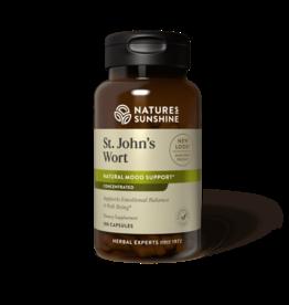 Nature's Sunshine Nature's Sunshine Supplements St. John's Wort 100 capsules