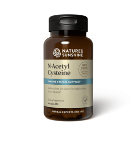 Nature's Sunshine Natures Sunshine N-Acetyl Cysteine 60 Tablets