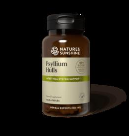 Nature's Sunshine Nature's Sunshine Supplements Psyllium Hulls 100 capsules