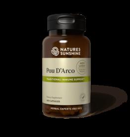 Nature's Sunshine Nature's Sunshine Supplements Pau d' Arco 100 capsules
