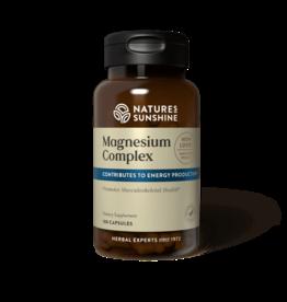 Nature's Sunshine Nature's Sunshine Supplements Magnesium Complex 100 capsules