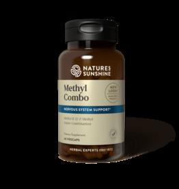 Nature's Sunshine Nature's Sunshine Supplements Methyl Combo 60 capsules
