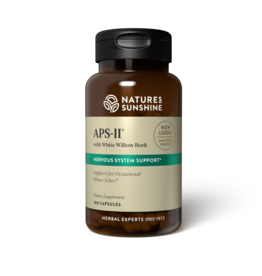 Nature's Sunshine Nature's Sunshine Supplements APS-II 100 capsules