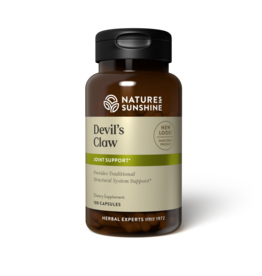 Nature's Sunshine Nature's Sunshine Supplements Devil's Claw 100 capsules