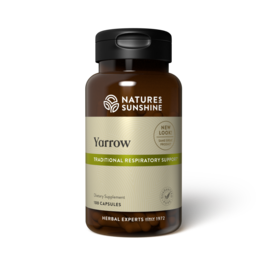 Nature's Sunshine Nature's Sunshine Supplements Yarrow 100 capsules