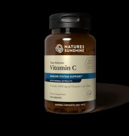 Nature's Sunshine Nature's Sunshine Supplements Vitamin C Time Release 120 tablets