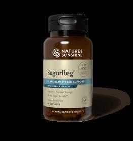 Nature's Sunshine Nature's Sunshine Supplements SugarReg 60 capsules