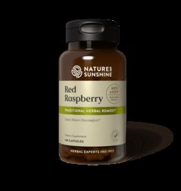 Nature's Sunshine Nature's Sunshine Supplements Red Raspberry 100 capsules