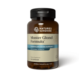 Nature's Sunshine Nature's Sunshine Supplements Master Gland 120 capsules