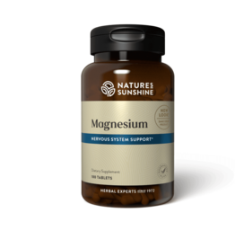 Nature's Sunshine Nature's Sunshine Supplements Magnesium 180 tablets