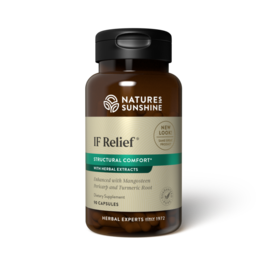 Nature's Sunshine Nature's Sunshine Supplements IF Relief 90 capsules
