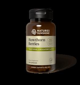 Nature's Sunshine Nature's Sunshine Supplements Hawthorn Berries 100 capsules
