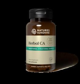 Nature's Sunshine Nature's Sunshine Supplements Herbal CA 100 capsules