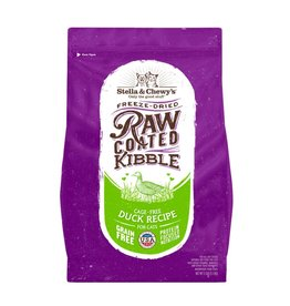 Stella & Chewy's Stella & Chewy's Raw Coated Cat Kibble | Cage-Free Duck 5 lb