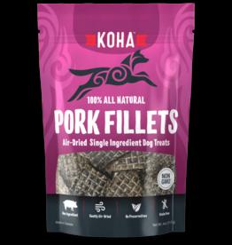 Koha Koha Air Dried Dog Treats | Pork Fillets 4 oz
