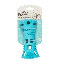 Totally Pooched Totally Pooched Dog Toys | Chew N Stuff Teal