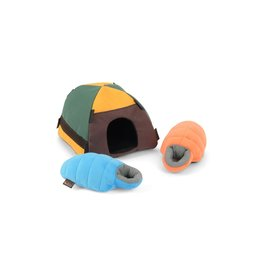 PLAY P.L.A.Y. Dog Toys Camp Corbin Collection | Trailblazing Tent