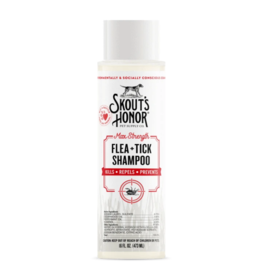 Skout's Honor Skout's Honor Flea & Tick Shampoo 16 oz