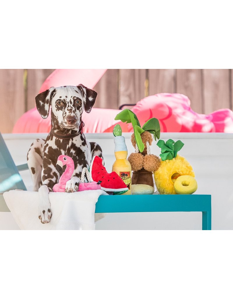 PLAY P.L.A.Y. Dog Toys Tropical Paradise Collection   Palm Tree