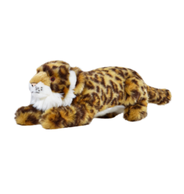 Fluff & Tuff Fluff & Tuff Inc. Lexy Leopard Large