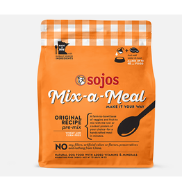 Sojo's Sojo's Mix-a-Meal Dog Food Original 25 lb