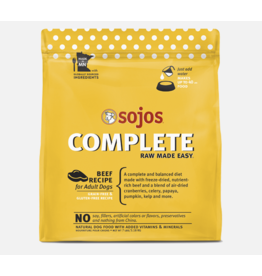 Sojo's Sojo's Complete Dog Food Beef 7 lb