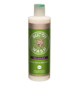 Cloud Star Buddy Wash Shampoo + Conditioner Green Tea & Bergamot 16 oz