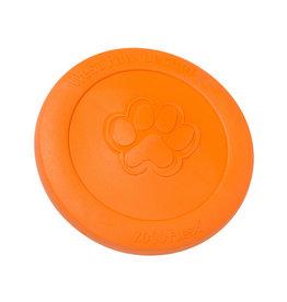 """West Paw West Paw Zogoflex Zisc Tangerine Large 8.5"""""""
