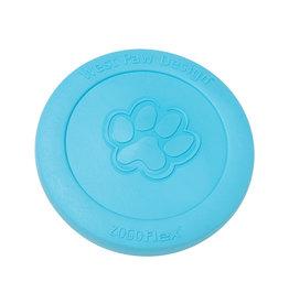 "West Paw West Paw Zogoflex Zisc Aqua Blue Large 8.5"""