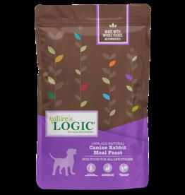 Nature's Logic Nature's Logic Dog Kibble Rabbit 25 lb