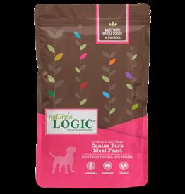 Nature's Logic Nature's Logic Dog Kibble Pork 13 lb