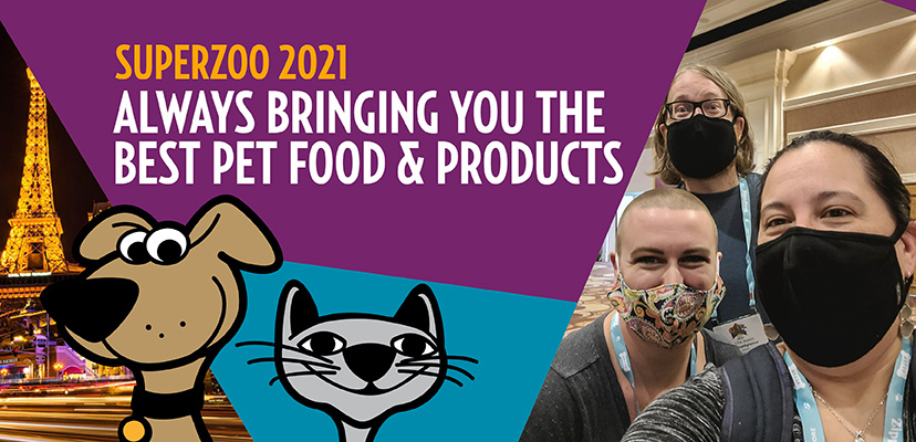 SuperZoo Recap - The Best Pet Food & Products