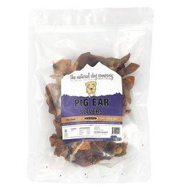 The Natural Dog Company The Natural Dog Company Dog Chews | Pig Ear Slivers 10 oz