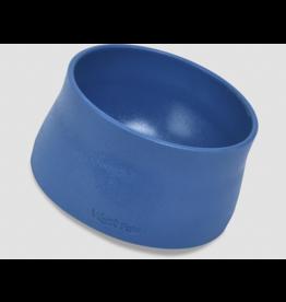 West Paw West Paw Sea Flex | No Slip Dog Bowl Marine 4 cup