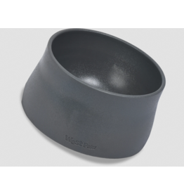 West Paw West Paw Sea Flex | No Slip Dog Bowl Sea Fog 4 cup