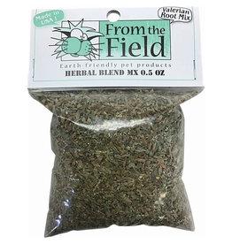 From the Field From the Field Catnip Blends | Herbal Blend MX Catnip & Valerian 0.5 oz