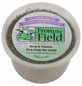 From the Field From the Field Catnip Blends | Ultimate Blend Catnip & Silver Vine 2 oz