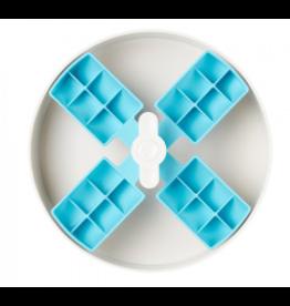 PetDreamHouse Pet Dream House SPIN Interactive Feeder | Windmill Blue