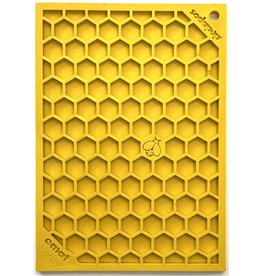 SodaPup SodaPup Lickimat | Honeycomb Large