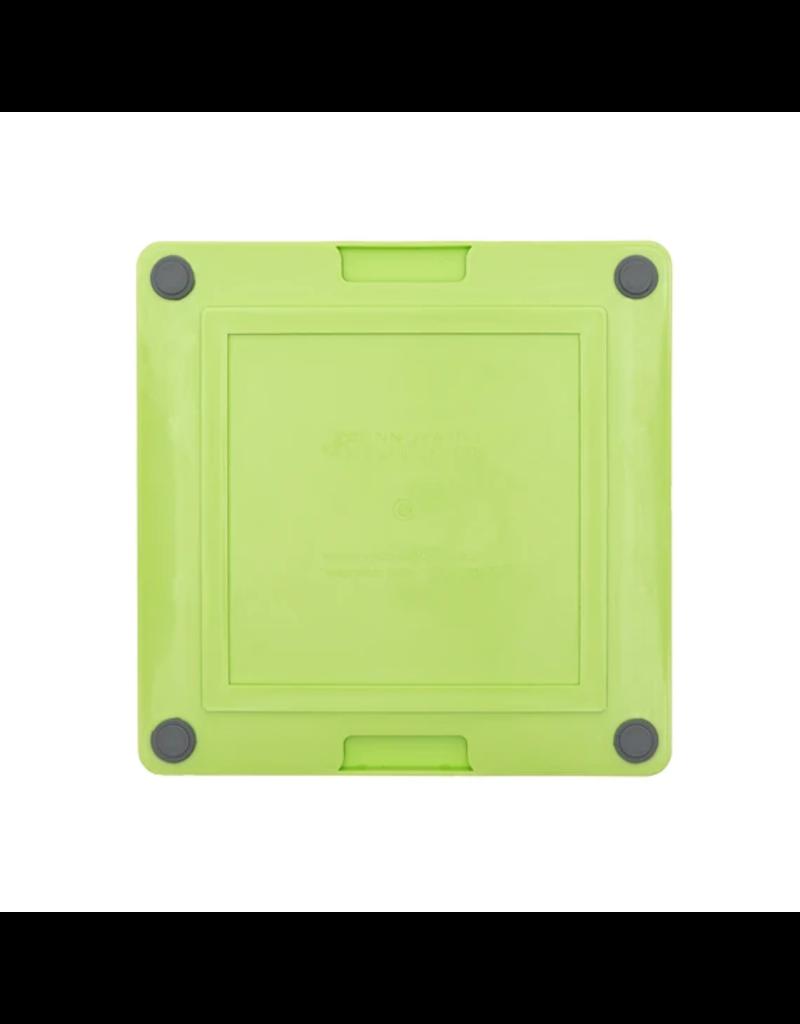 LickiMat Lickimat Tuff Series Interactive Feeder   Playdate Green